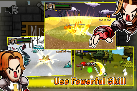 Mission Sword - screenshot thumbnail