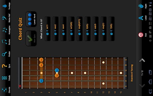 Guitarist's Reference HD - screenshot thumbnail
