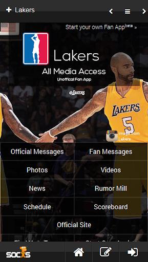Lakers Fan Club