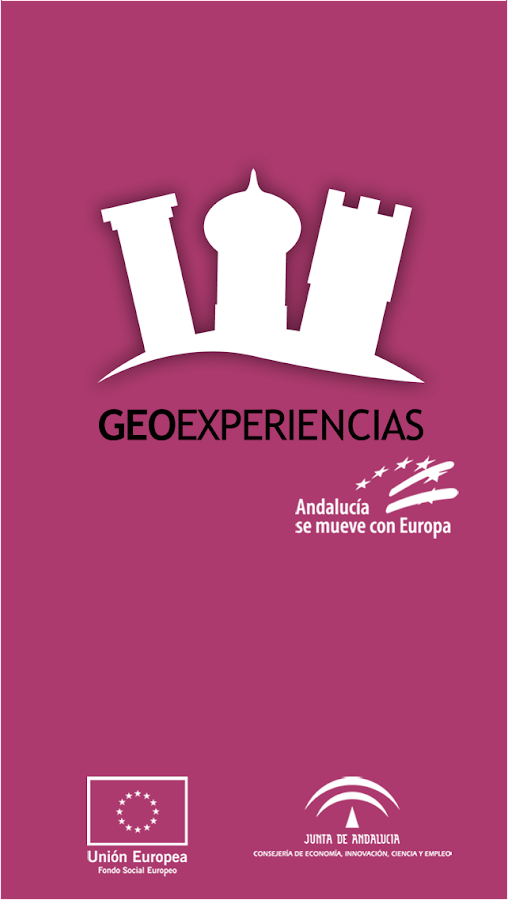 Geoexperiencias- screenshot