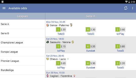 Italian Soccer 2014/2015 - screenshot thumbnail