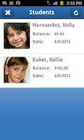 Screenshot of PayPAMS