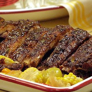 EZ-Style Pork Ribs