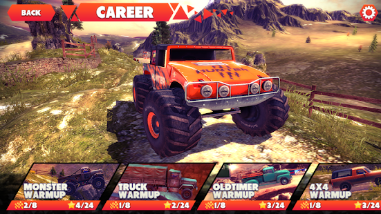Offroad Legends 2 - Hill Climb Screenshot 3