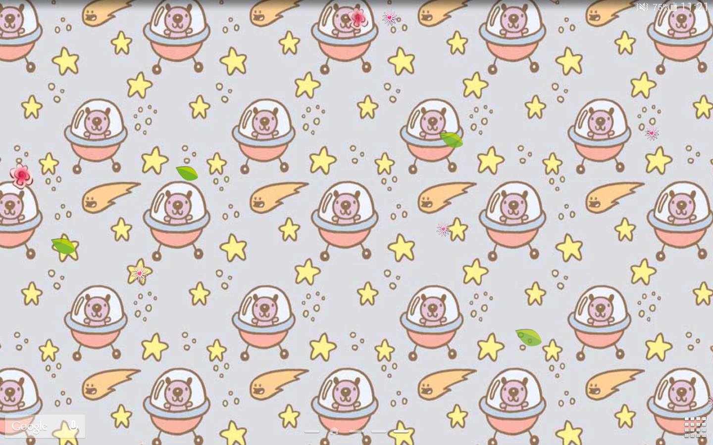 Cute background pattern