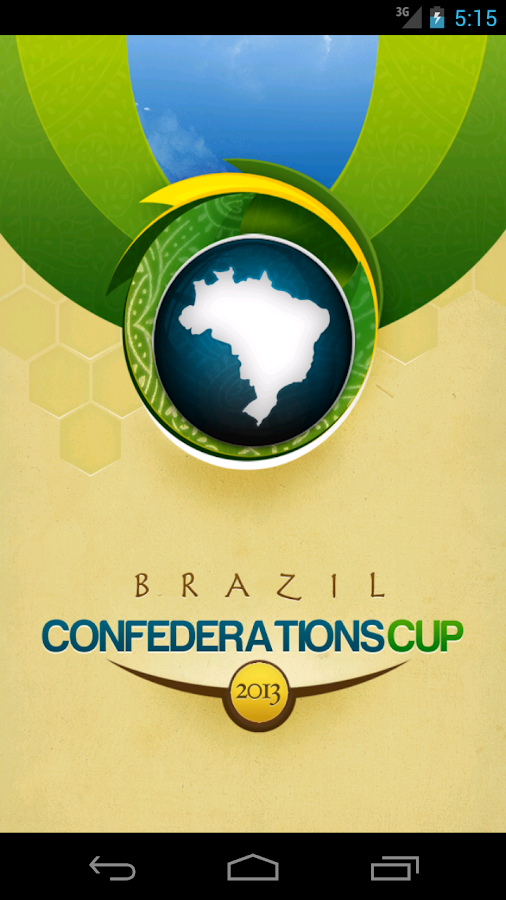 Confederations Cup 2013 Brazil - screenshot