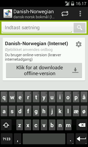 玩教育App|Danish-Norwegian Dictionary免費|APP試玩
