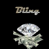 Bling Money Game Wallpaper