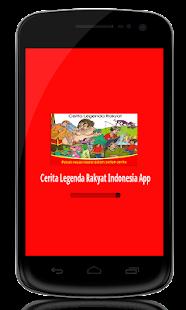 Cerita Legenda Indonesia