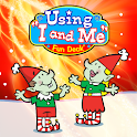 Using I And Me icon