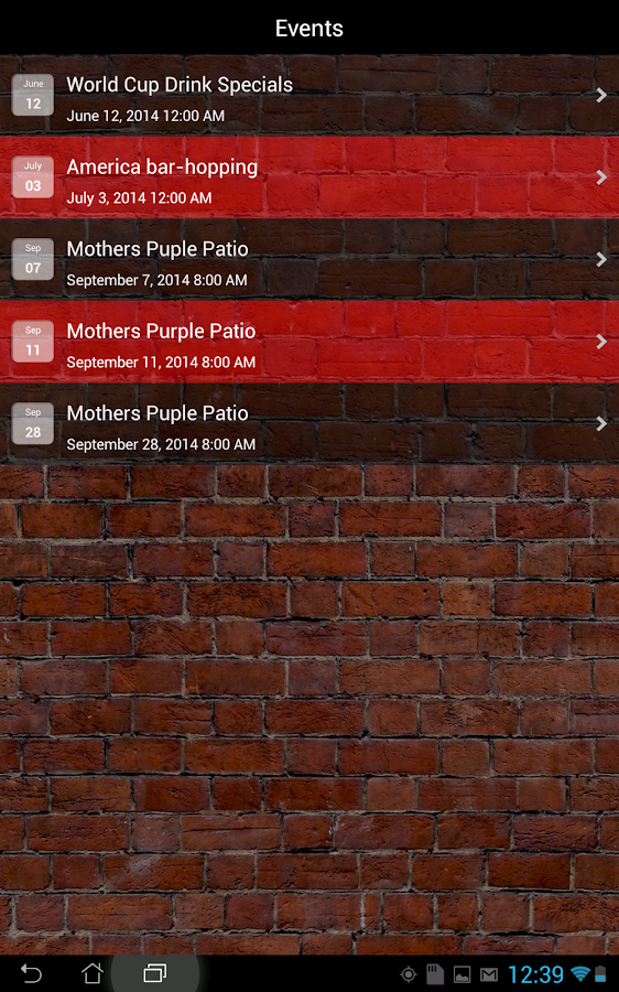 Mother's Grille- screenshot