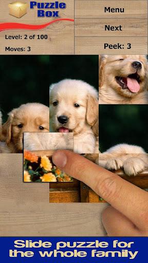 Puzzle Box: tile puzzle