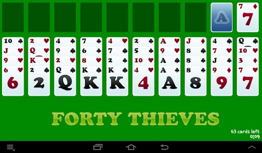 Solitaire Pack + - screenshot thumbnail