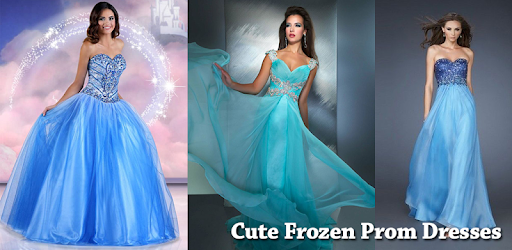 Cute Frozen Prom Dresses - Apps on Google Play