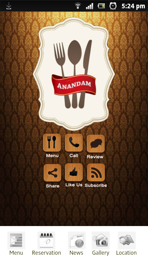Anandam- screenshot