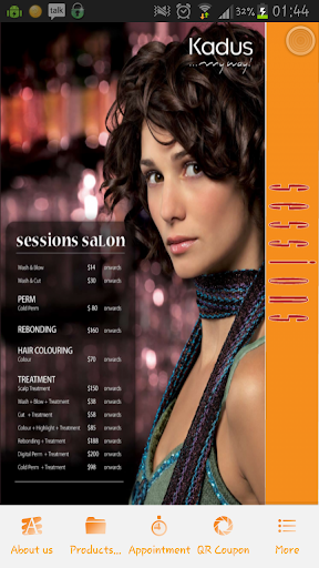 Sessions Salon