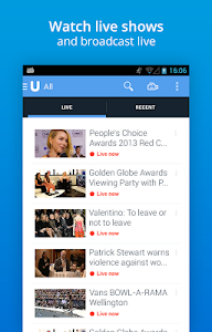 Ustream v2.8.4