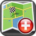 Switzerland Offline Navigation