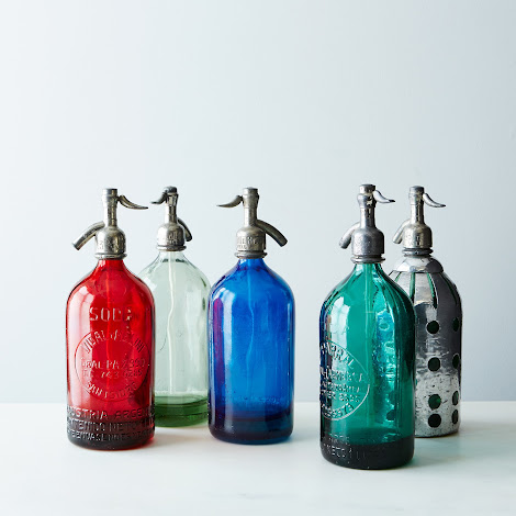 Vintage Seltzer Bottle