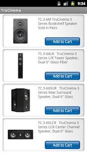 TruAudio- screenshot thumbnail