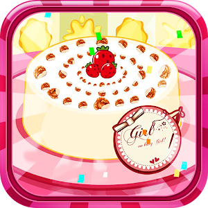 Banana cake with creme cheese Icon