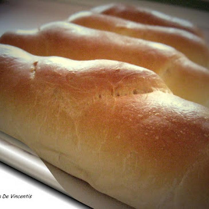Bread Rolls Made with Milk Recipe
