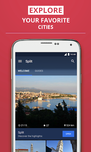 Split Travel Guide
