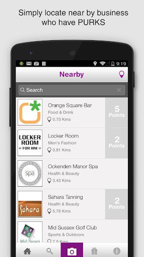 Purks-Rewards Mobile Loyalty