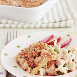Quick Turkey Tetrazzini