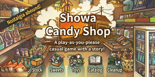 Showa Candy Shop 1.1.1 Windows u7528 1