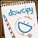 Dowcipy (jokes) logo
