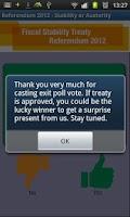 Screenshot of Ireland Referendum 2012