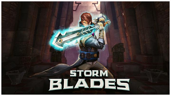 Stormblades Android App Screenshot
