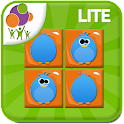 Kids Preschool Memory Game Lte logo