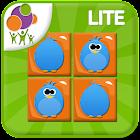 Kids Preschool Memory Game Lte icon
