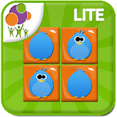 Kids Preschool Memory Game Lte