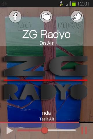 ZG Radyo Hayatın Sesi ZGRadyo