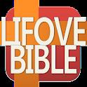 Lifove Bible logo