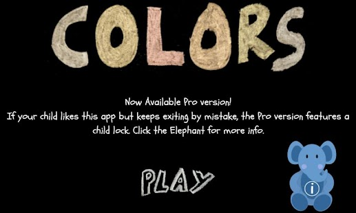 Toddler Colors Flashcards - screenshot thumbnail