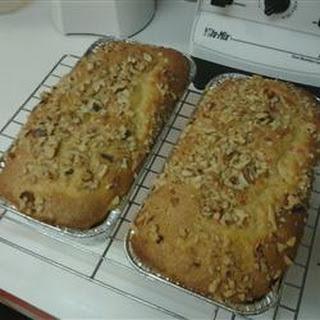 Pistachio Bread.