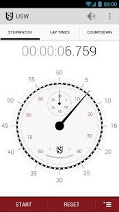 Ultimate Stopwatch & Timer - screenshot thumbnail