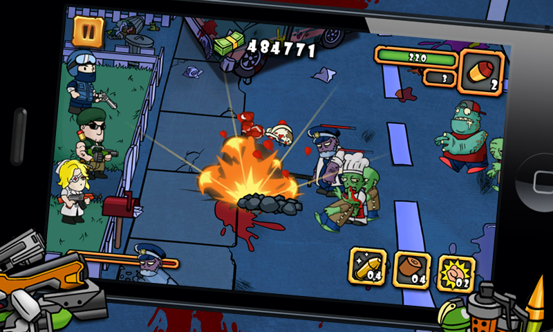 Zombie Age- screenshot