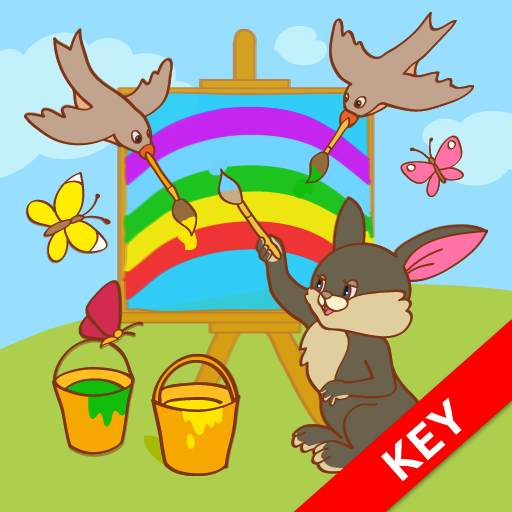Learn Colors for kids - key