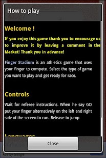 Finger Stadium - screenshot thumbnail