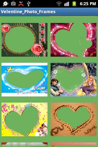 Love Photo Frames