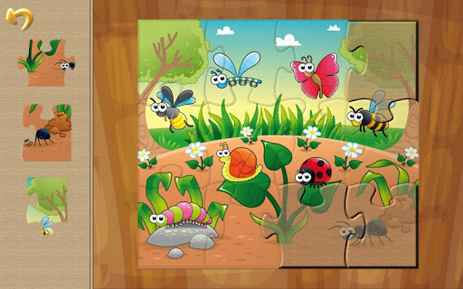玩免費解謎APP|下載Insects Reptiles & Bees Puzzle app不用錢|硬是要APP