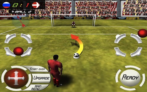 Penalty Football: Champions 14 - screenshot thumbnail
