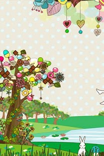 sweet tree LiveWallpaper - screenshot thumbnail
