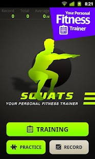 Squats Workout- screenshot thumbnail
