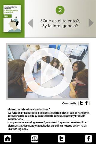 Biblioteca UP- screenshot